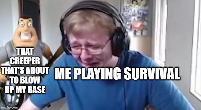 Callmecarson Crying Next To Joe Swanson Memes Imgflip