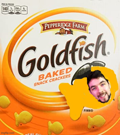 The snack that smiles back | image tagged in jacksepticeye | made w/ Imgflip meme maker