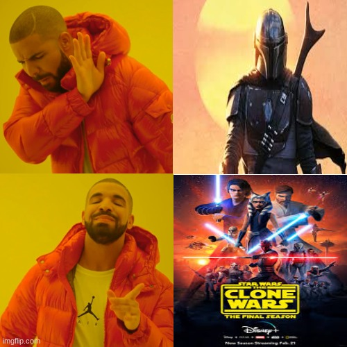only true star wars fans can view this | image tagged in memes,so true memes,star wars,drake hotline bling | made w/ Imgflip meme maker