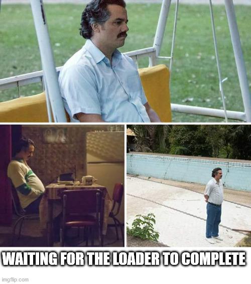Waiting Meme