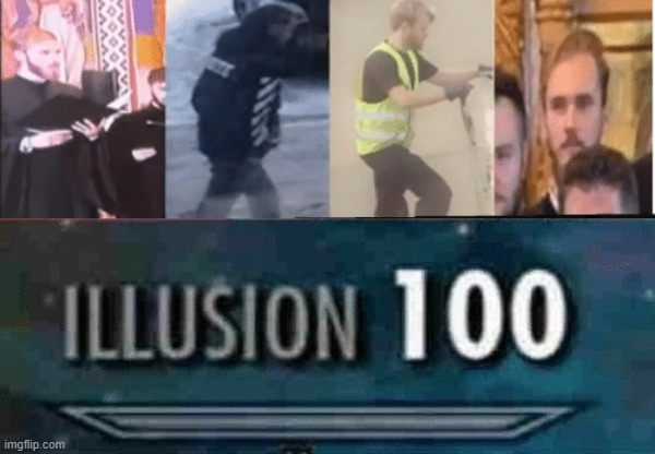 Hmmm.... | image tagged in illusion 100,funny,hmmm,pewdiepie,illusions,youtuber | made w/ Imgflip meme maker