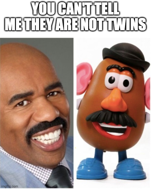 "Look up ""guy that looks like mr potato head"" 