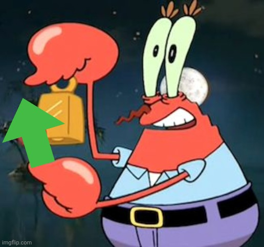 Mr Krabs Bell | image tagged in mr krabs bell | made w/ Imgflip meme maker