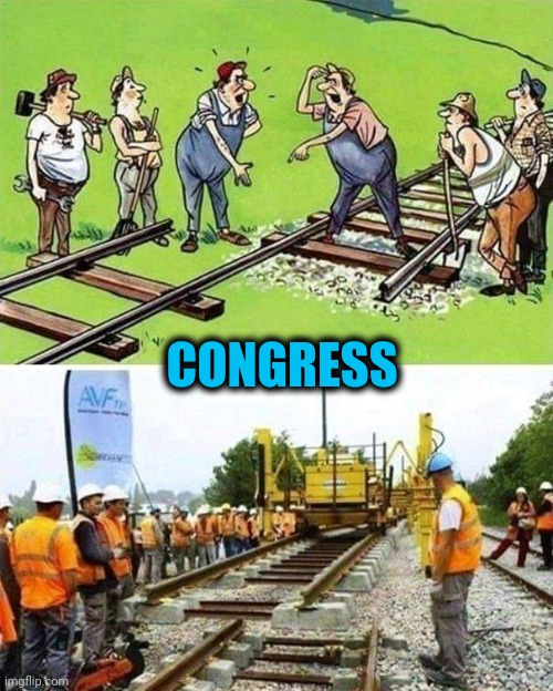 Theory and practice |  CONGRESS | image tagged in congress | made w/ Imgflip meme maker