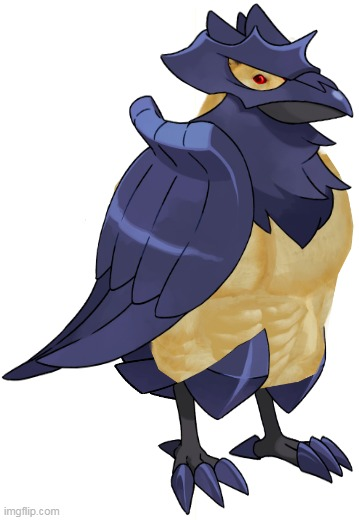 """Regional Bird of Galar"" 