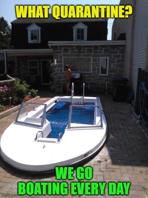 "Hot Tub?  Meet ""Yacht Tub!""  LOL 