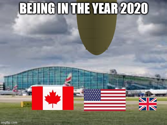 airport |  BEJING IN THE YEAR 2020 | image tagged in airport | made w/ Imgflip meme maker