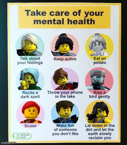 This is so funny I had to repost it | image tagged in ninjago | made w/ Imgflip meme maker