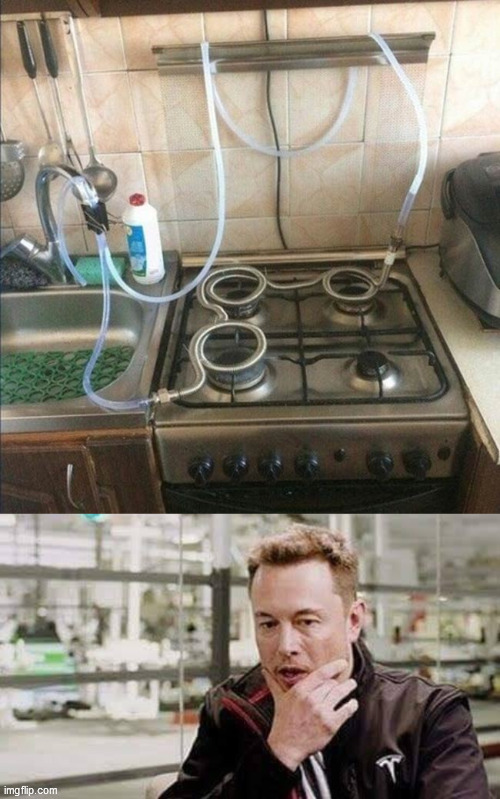 Life hack inventions | image tagged in life hack,inventions,elon musk,heat | made w/ Imgflip meme maker