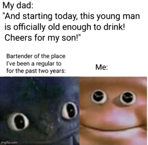 The best meme I've seen | image tagged in repost,memes,funny,baby jesus for mdoerator | made w/ Imgflip meme maker