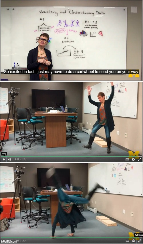excited teacher | image tagged in exited teacher | made w/ Imgflip meme maker