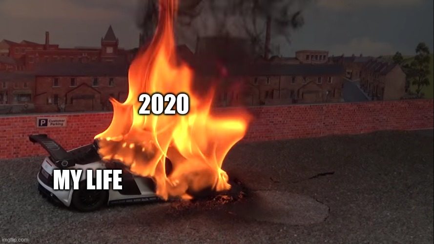 2020; MY LIFE | image tagged in memes | made w/ Imgflip meme maker