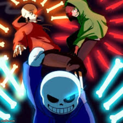 bad time trio | image tagged in bad time trio | made w/ Imgflip meme maker