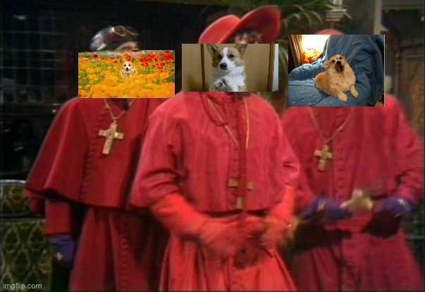 Nobody expects the Spanish Inquisition! | image tagged in nobody expects the spanish inquisition | made w/ Imgflip meme maker