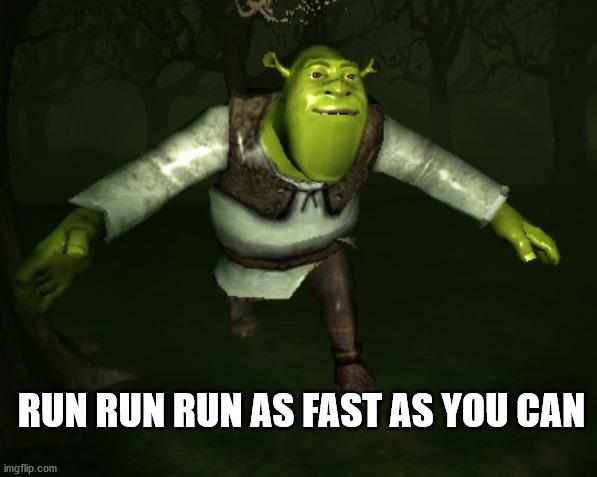 Don T Let Shrek Catch You Imgflip