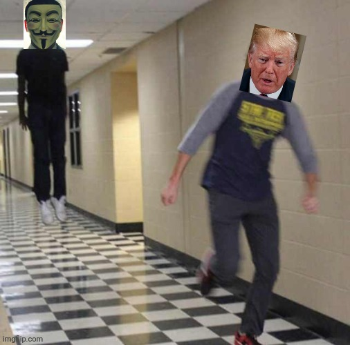 Anonymous after trump | image tagged in political meme,politics,donald trump,anonymous,trump,protest | made w/ Imgflip meme maker