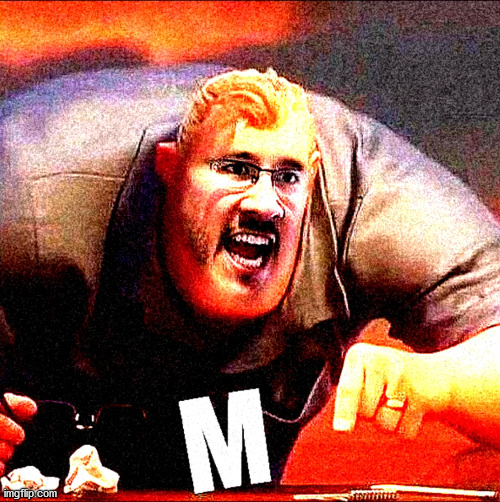 Mr Incredible M | image tagged in mr incredible m | made w/ Imgflip meme maker