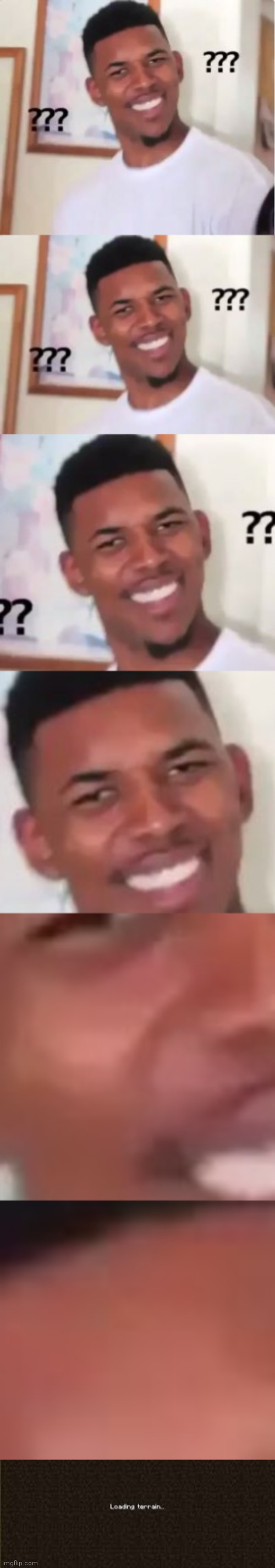 Image tagged in nick young,swaggy p confused,confused nick ...