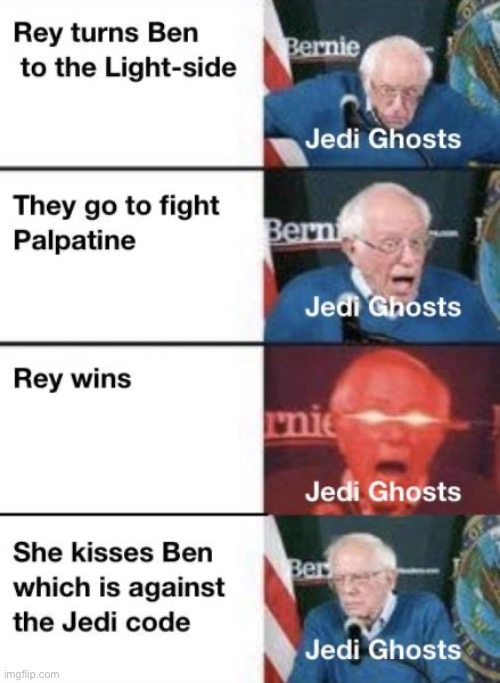 image tagged in jedi,star wars,memes | made w/ Imgflip meme maker