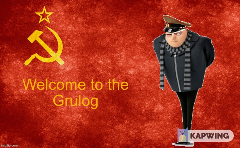 Homemade meme fresh from the oven | image tagged in minions,gulag,gru,soviet russia,soviet union | made w/ Imgflip meme maker