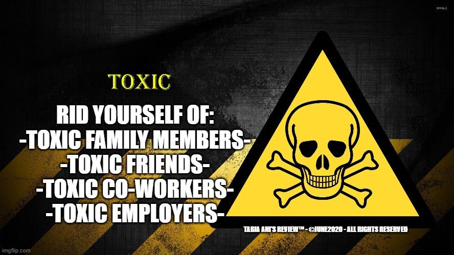 toxic people - Imgflip