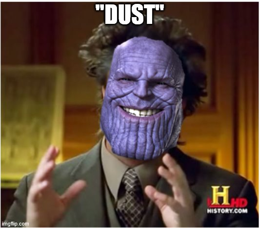"""DUST"" 