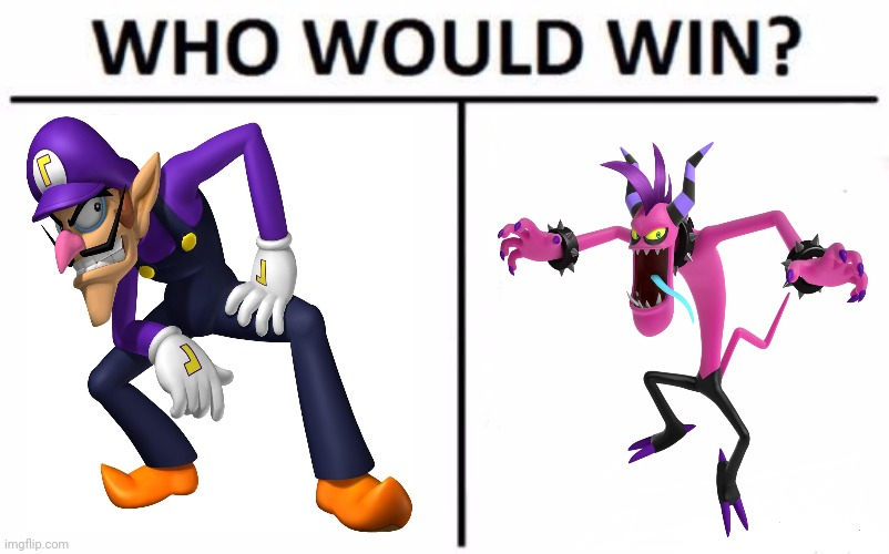 Put a comment down bolw for who will win plz | image tagged in memes,who would win,sonic,waluigi,mario | made w/ Imgflip meme maker