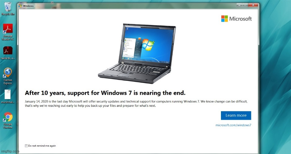 Windows 7 | image tagged in windows 7 | made w/ Imgflip meme maker