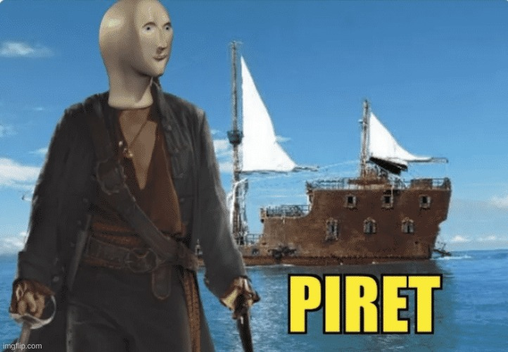 piret | image tagged in piret | made w/ Imgflip meme maker