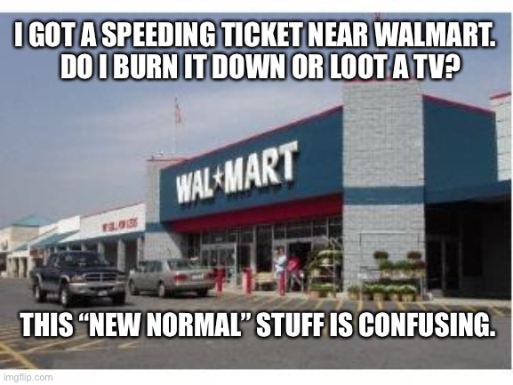 "I'm confused in these ""uncertain times"" 