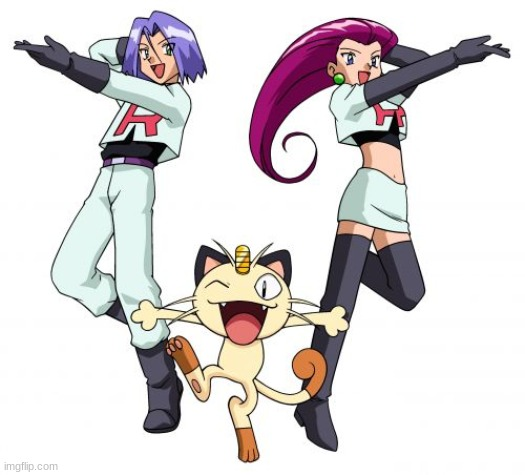 image tagged in memes,team rocket | made w/ Imgflip meme maker