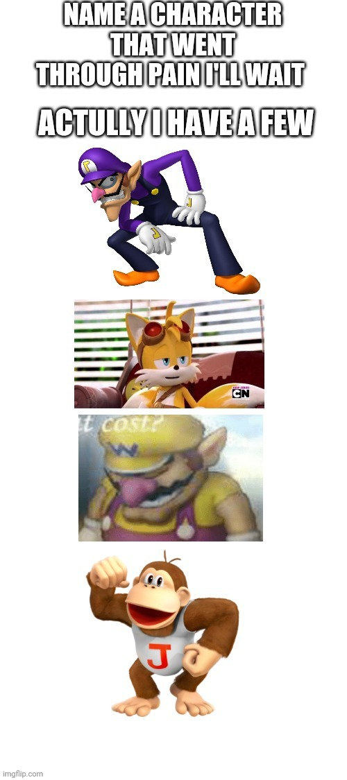 image tagged in blank white template,mario,donkey kong,memes,sonic | made w/ Imgflip meme maker