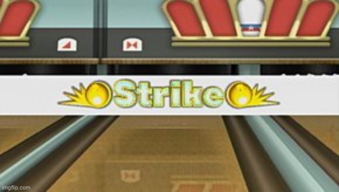 Wii Sports Resort Strike | image tagged in wii sports resort strike | made w/ Imgflip meme maker