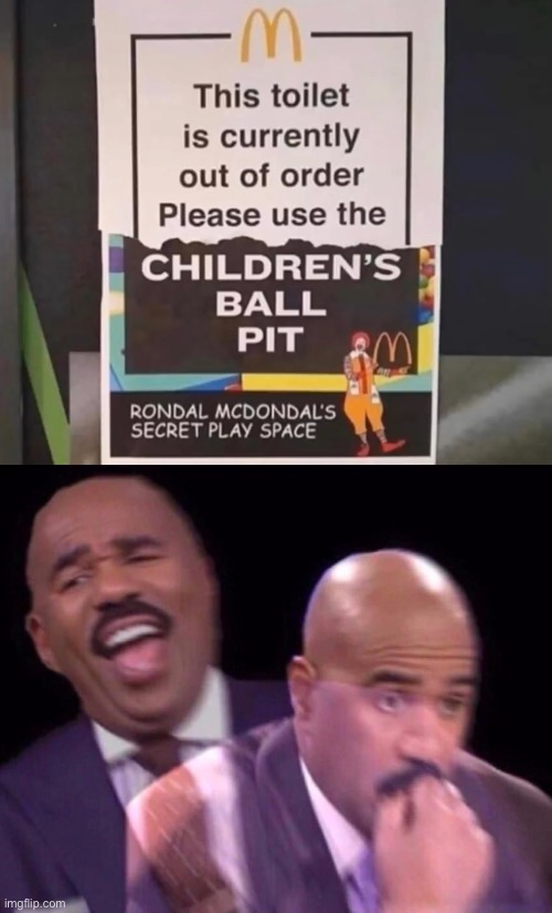 Poster | image tagged in steve harvey laughing serious | made w/ Imgflip meme maker