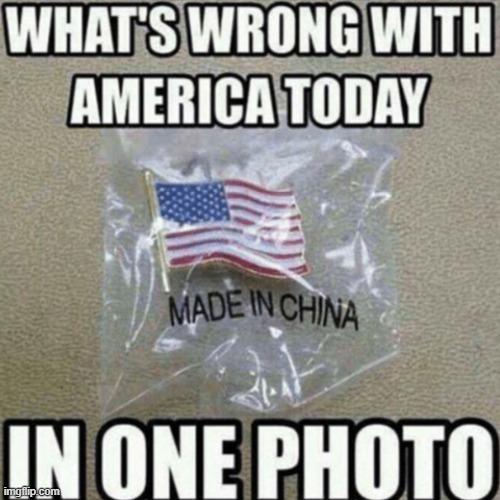 image tagged in made in china | made w/ Imgflip meme maker