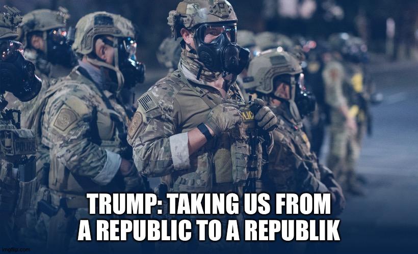 politics trump storm troopers Memes & GIFs - Imgflip