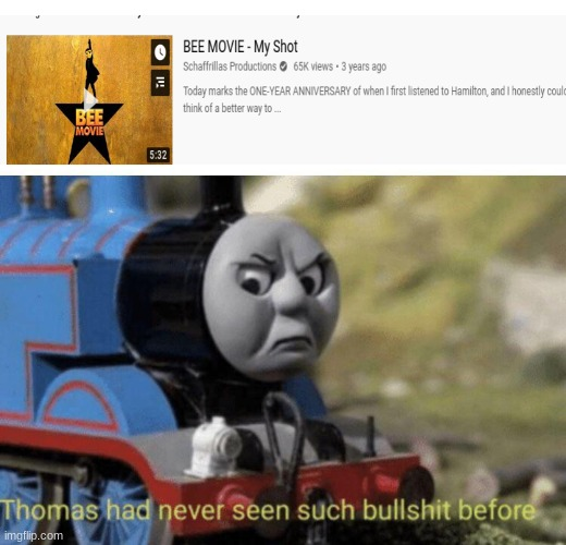 really | image tagged in thomas had never seen such bullshit before | made w/ Imgflip meme maker