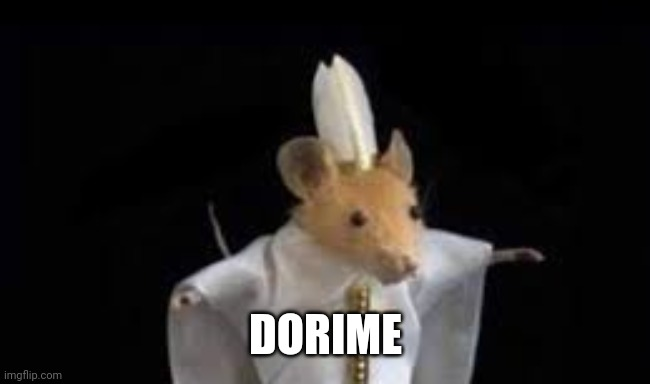 Dorime | DORIME | image tagged in dorime | made w/ Imgflip meme maker