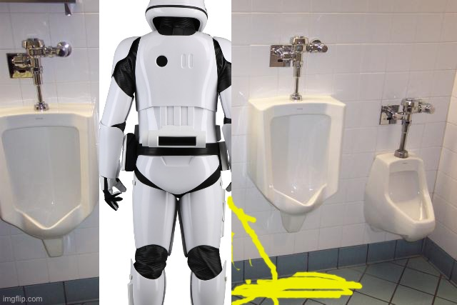 Men's Room Urinals | image tagged in men's room urinals | made w/ Imgflip meme maker