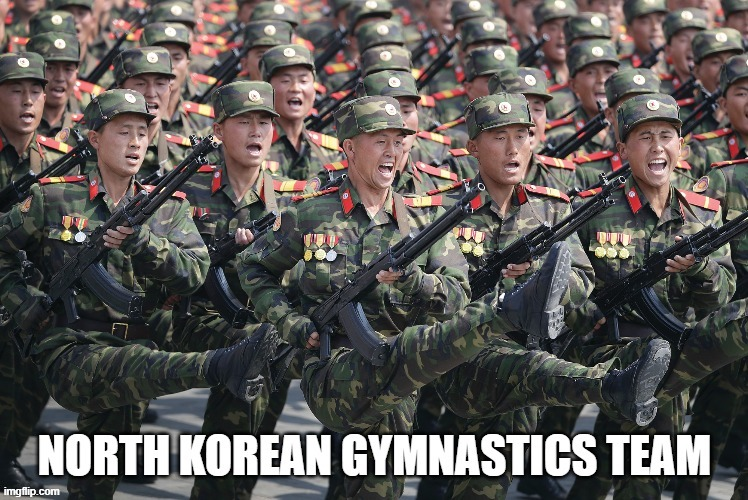 North korean soldiers | image tagged in north korea | made w/ Imgflip meme maker