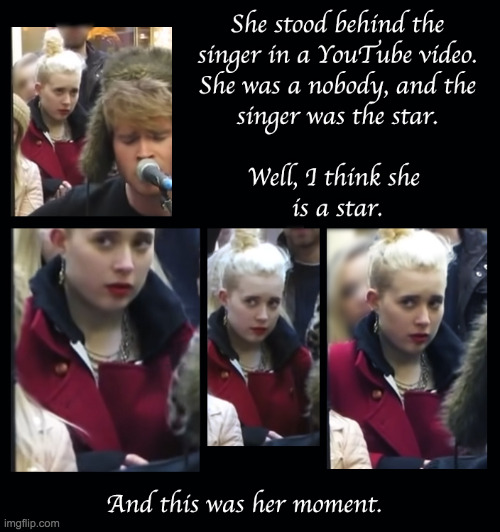The Girl Who Should Be Famous | image tagged in memes,beautiful,love,beauty,special,deep thoughts | made w/ Imgflip meme maker