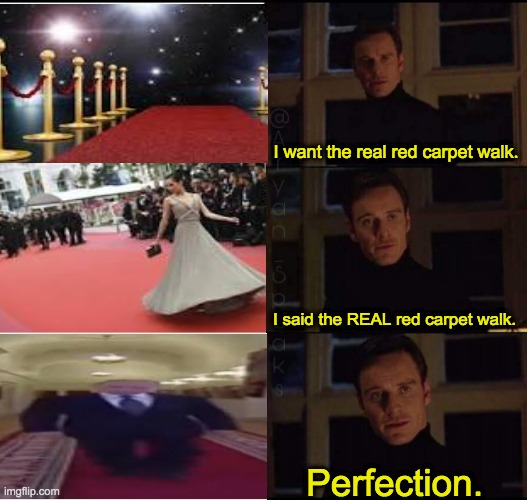 W I D E   P U T I N |  I want the real red carpet walk. I said the REAL red carpet walk. Perfection. | image tagged in show me the real,putin | made w/ Imgflip meme maker