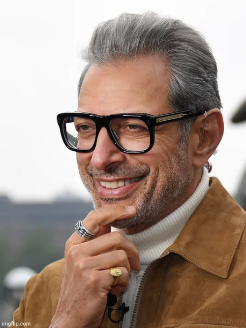 Jeff Goldblum | image tagged in jeff goldblum | made w/ Imgflip meme maker