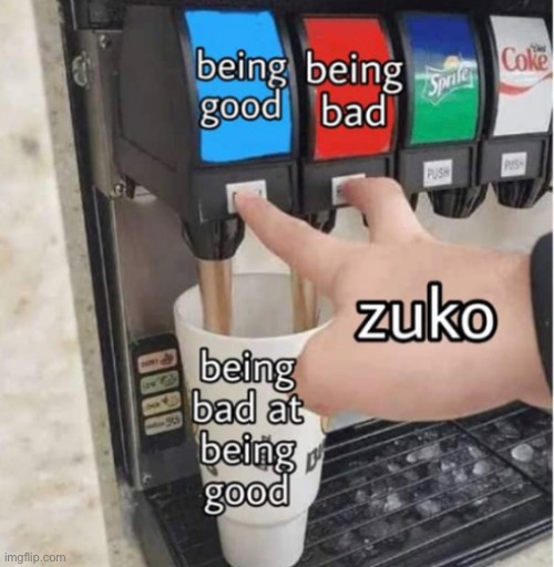 True dat | image tagged in avatar the last airbender,zuko | made w/ Imgflip meme maker