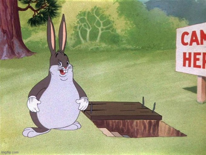 image tagged in big chungus | made w/ Imgflip meme maker