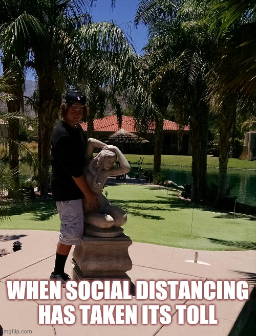 Social distancing taken its toll |  WHEN SOCIAL DISTANCING HAS TAKEN ITS TOLL | image tagged in social distancing,home alone | made w/ Imgflip meme maker