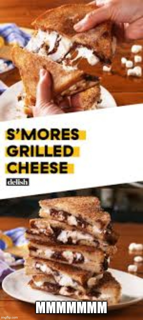Smores pores sandwich |  MMMMMMM | image tagged in smores,good | made w/ Imgflip meme maker
