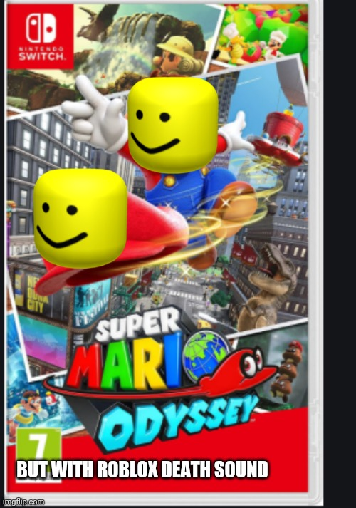 Fake Switch Games Super Mario Odyssey 2 Memes Gifs Imgflip