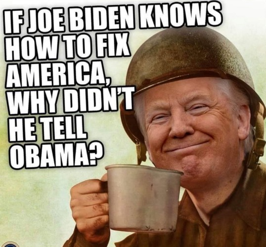 He had EIGHT YEARS | image tagged in biden,trump,memes,funny,fun,2020 | made w/ Imgflip meme maker