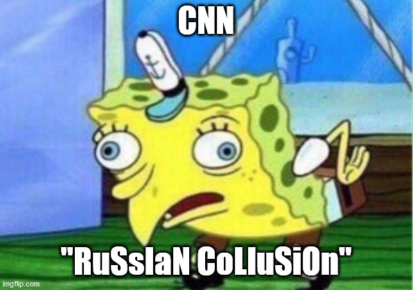 "CNN |  CNN; ""RuSsIaN CoLluSiOn"" 